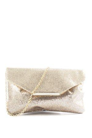 Avon Handtasche goldfarben Elegant