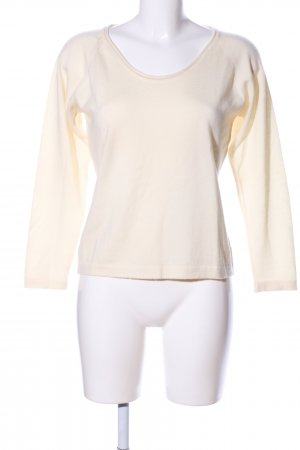 AW Wollpullover creme Casual-Look