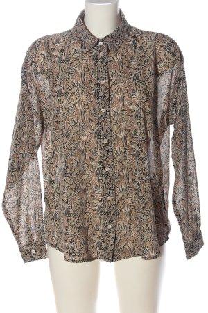 AWARE Shirt Blouse allover print casual look