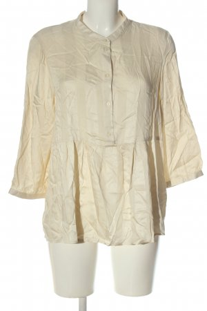 AWARE Shirt Blouse cream striped pattern casual look