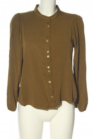 AWARE Long Sleeve Blouse bronze-colored casual look