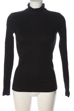 AWARE Turtleneck Sweater black casual look