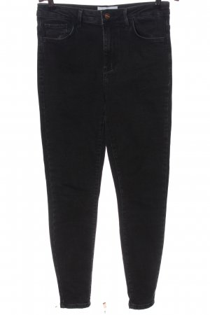 AWARE Tube Jeans black casual look