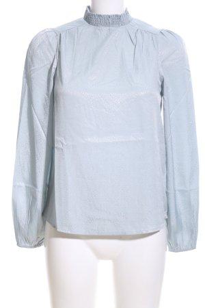 Vero Moda Schlupf-Bluse blau Elegant