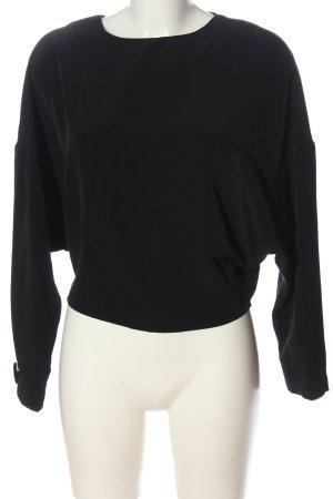 AWARE Sweat Shirt black casual look