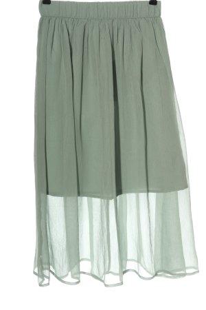 AWARE Tulle Skirt khaki elegant