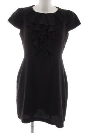 Awear Robe fourreau noir élégant