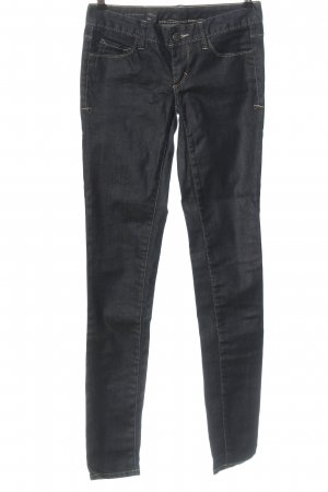 AX ARMANI EXCHANGE Jeans a sigaretta blu stile casual