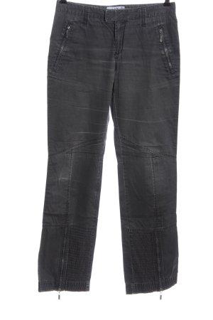 AX ARMANI EXCHANGE Jersey Pants black casual look