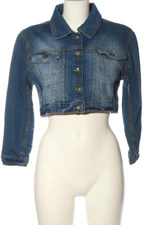 AX Denim Jacket blue casual look