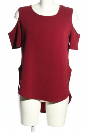 AX Short Sleeved Blouse red casual look