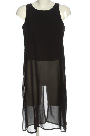 AX Long Blouse black elegant