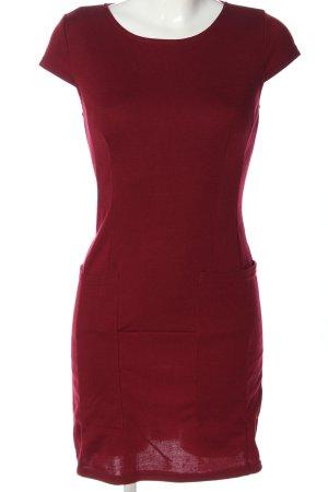 AX Mini-jurk rood elegant