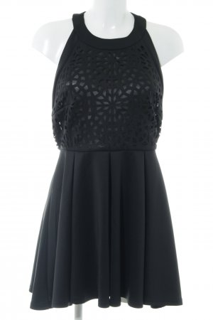 AX Paris Halter Dress black elegant