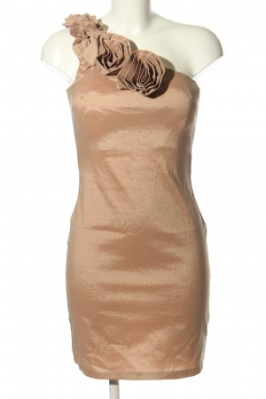 AX Paris One-Shoulder-Kleid nude Elegant