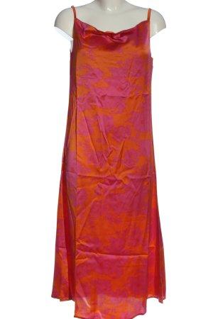 AX Paris Overgooier roze-licht Oranje abstract patroon casual uitstraling