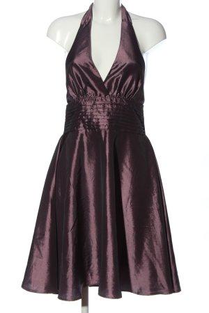 AX Sukienka bez ramiączek brązowy Elegancki
