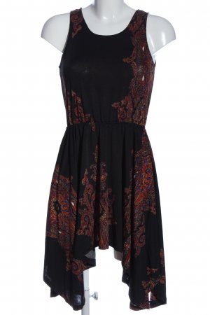 AX Blouse Dress abstract pattern casual look