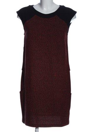 Axara Minikleid schwarz-rot Casual-Look