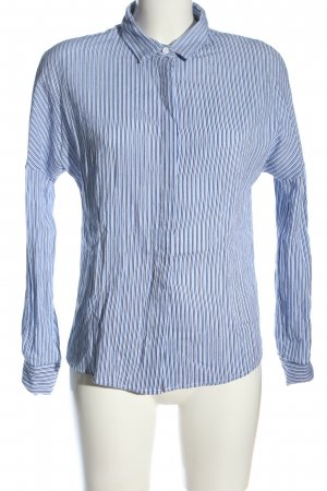 Axara Paris Long Sleeve Shirt striped pattern casual look