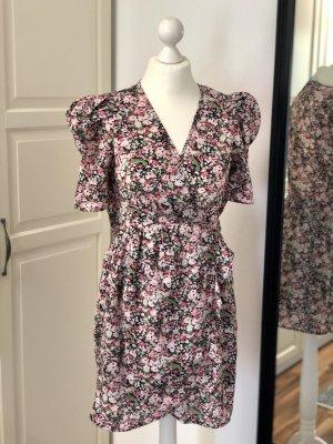 Axara Paris Mini Dress multicolored polyester