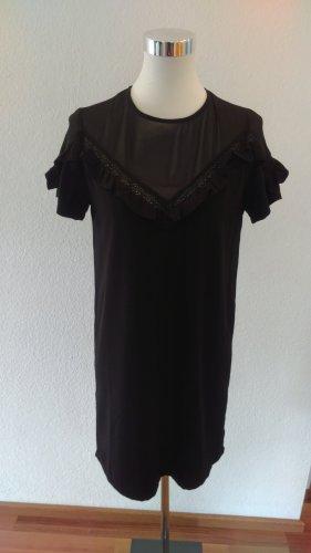 AXARA Paris Sommer Kleid - Gr. S in schwarz NEU