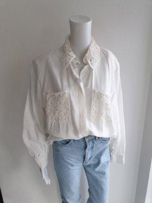 Axara weiß 1 Hemd True vintage Bluse oversize pulli pullover tshirt strickjacke cardigan mantel trenchcoat jacke