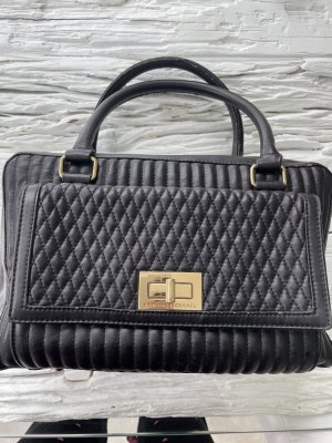 AX ARMANI EXCHANGE Handbag black mixture fibre