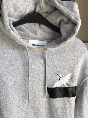 Axel Hooded Sweater light grey