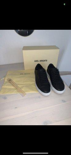 Axel Arigato Sneakers met veters wit-zwart