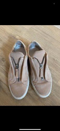 Axel Arigato Instapsneakers rosé