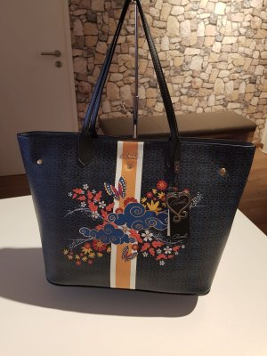 Axel Carry Bag blue-steel blue