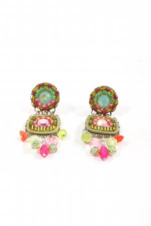 Ayala Bar Statement Earrings multicolored extravagant style