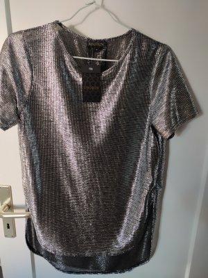 Ayanapa Shirt gr 40 glänzend