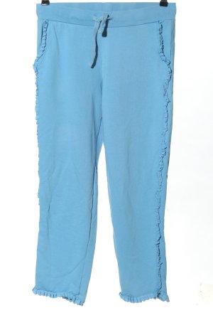 aybi Pantalon de jogging bleu style décontracté