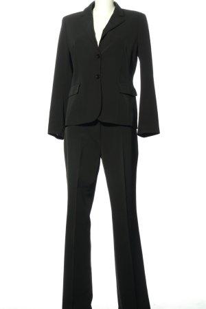 Aygill's Garnitur biznesowy czarny W stylu biznesowym