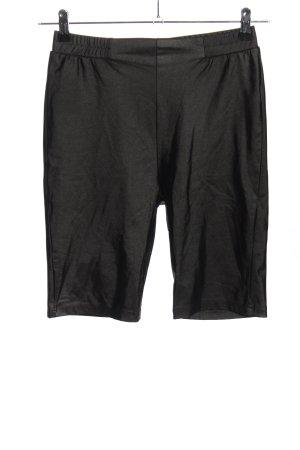 Aygill's High-Waist-Shorts black casual look