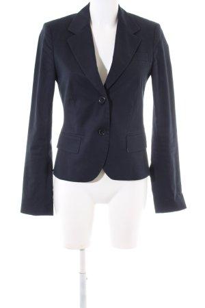 Aygill's Blazer en jersey bleu style d'affaires