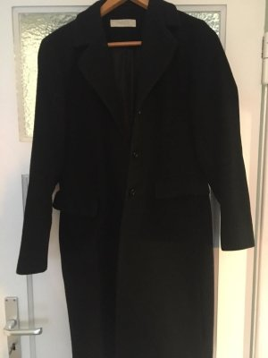 Aygill's Wool Coat black cashmere