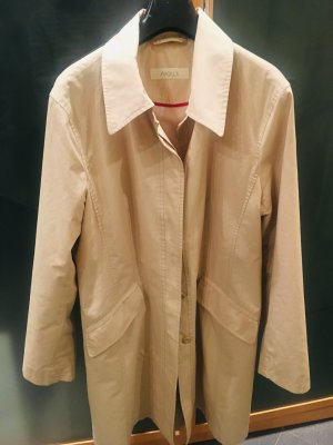 Aygill's Trench Coat sand brown mixture fibre