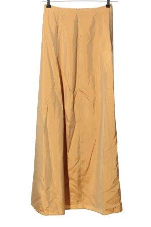Aygill's Jupe longue orange clair style décontracté