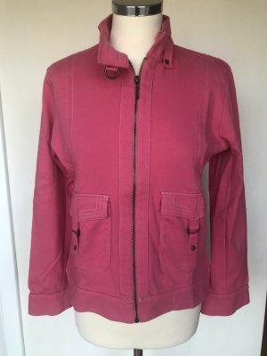 AYGILL`S Sweatshirt-Jacke, Sportjacke, pink, Gr. M