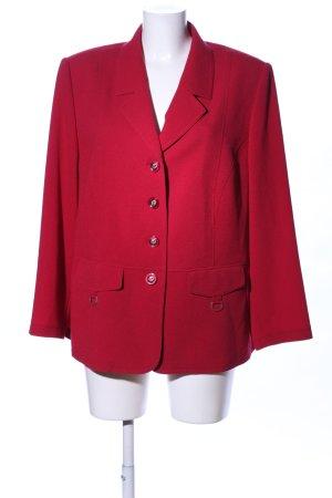 AZ Modell Jerseyblazer rot Business-Look