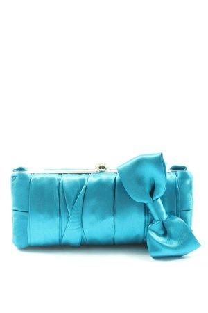Azone Clutch blau Elegant