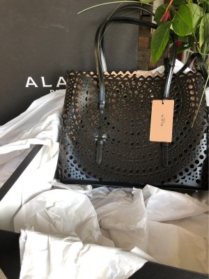 Alaïa Handbag black brown