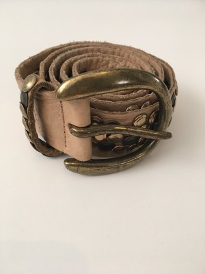 B Belt Leather Belt multicolored