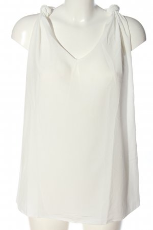 b.c. best connections Blouse sans manche blanc style d'affaires