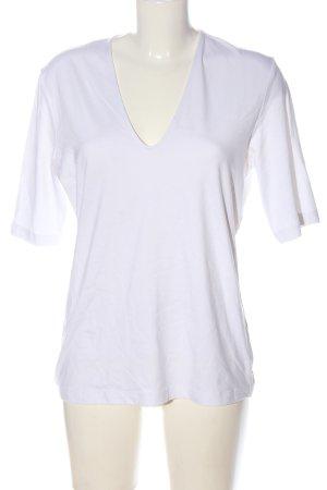 b.c. best connections Shirt basique blanc style décontracté