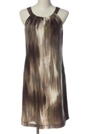 b.c. best connections Robe de cocktail brun-blanc cassé gradient de couleur