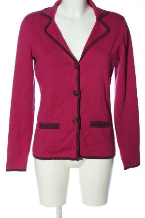 b.c. best connections Cardigan tricotés rose style décontracté